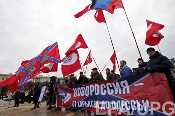 39-летний сепаратист занимался пропагандой в интернете