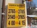 НБУ ослабил гривну: Курс валют на 25 января