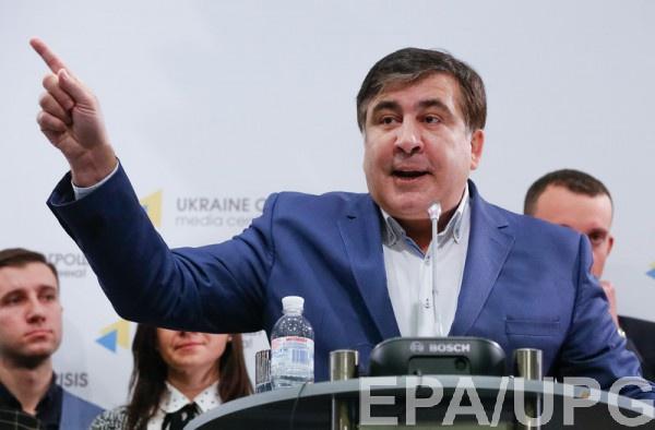Саакашвили высказался о национализации Привата