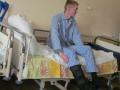 После прорыва Саакашвили госпитализированы 10 пограничников