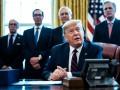 Трамп одобрил рекордный пакет помощи США в размере $2 трлн