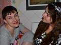 Первую ночь в Украине Савченко провела с подругой на кухне