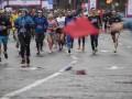 Что мне дождик проливной: как киевляне марафон бежали