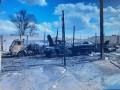 В зоне ООС сгорели автомобили одной из военных частей