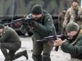 Штаб Нацгвардии провел учения на Донбассе