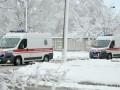 Во Львовской области за двое суток замерзли насмерть четыре человека