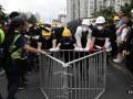 Протесты в Гонконге: полиция применила газ