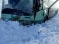 Под Запорожьем ДТП с автобусом: есть жертвы