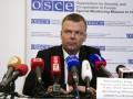 Заместитель главы миссии ОБСЕ провел встречу с Захарченко