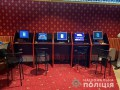 Под Киевом разоблачили работающий зал с азартными играми