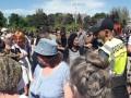 В Одессе произошли стычки: задержаны трое