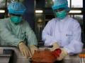 Птичий грипп выявлен на птицефабрике в Японии