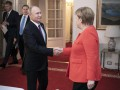 G20: Меркель и Путин обсудили конфликт на Азове