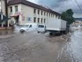 Ливни затопили ряд городов в Украине