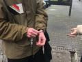 Силовики избили протестующих под Конституционным судом – соцсети