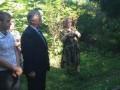 ВО Свобода: Активисты сорвали мероприятия КПУ в Яремче и забросали Симоненко яйцами