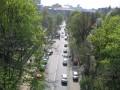Киев увязнет в пробках: перекрыт ряд важных улиц