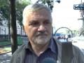 Россия не стоит на коленях, она уже легла - москвичи