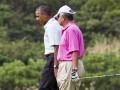Малазийцы раскритиковали своего премьера за игру в гольф с Обамой