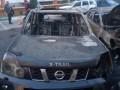 В Одессе в элитном районе сожгли четыре автомобиля