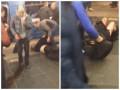 Новое видео первых минут после взрыва в метро Петербурга