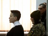 Савченко отказалась от допроса на полиграфе