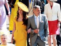 На свадьбу принца Гарри приехали Джордж Клуни и Дэвид Бекхэм