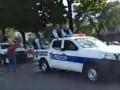В одном из штатов Венесуэлы полиция перешла на сторону протестующих