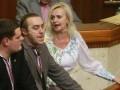 Фарион: Свобода сделает все, чтобы в Раде не звучал русский язык