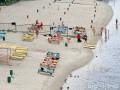 Стало известно, на каких пляжах Киева можно купаться