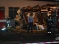 В Харькове упал кран: 3 человека погибли