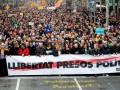 В Каталонии протестуют против задержание Пучдемона