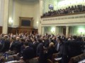 В Раду проходят 62 депутата, голосовавших за