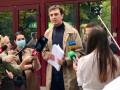 """Омелян после допроса в НАБУ: """"Мы превращаемся в Беларусь"""""""