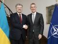 Порошенко рассказал генсеку НАТО о реформах в сфере обороны