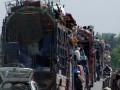 Военная операция в Пакистане вызвала массовое бегство мирных жителей