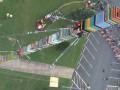 В США школьники построили 11-этажную башню из Lego