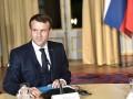 Размораживания ситуации на Донбассе ждать пока не стоит – Макрон
