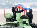 На границе с Украиной РФ сосредоточила 55 тысяч военных