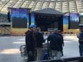 Олимпийский готовят к дебатам: фоторепортаж
