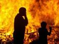 Реки Карпат рекордно мелеют, Левобережье могут охватить пожары - синоптики