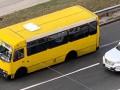 В Киеве маршрутка на ходу потеряла колеса