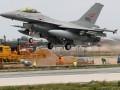 Норвежский истребитель F-16 по ошибке обстрелял вышку с военными