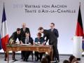 Франция и Германия обновили Елисейский договор
