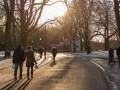 В Украину пришло резкое потепление