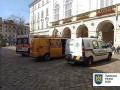 В здании Львовского горсовета нашли гранату времен Второй мировой