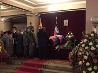 Похороны Гиви: в Донецке простились с убитым террористом