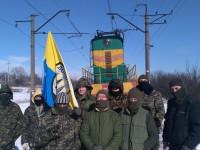 Участники блокады Донбасса ответили на ультиматум главарей ЛДНР