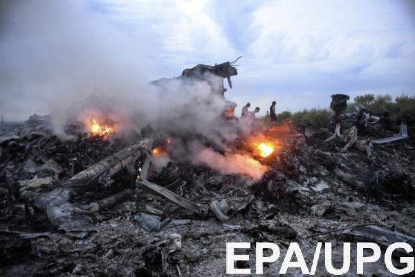 Сторожук: РФ сказала данные радаров поделу MH17 вненадлежащем формате
