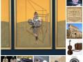 Самые дорогие аукционные лоты 2013 года: портрет Фрейда и книга псалмов
